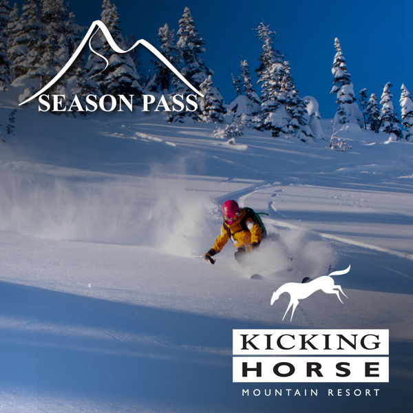 Kicking Horse Mnt. Resort